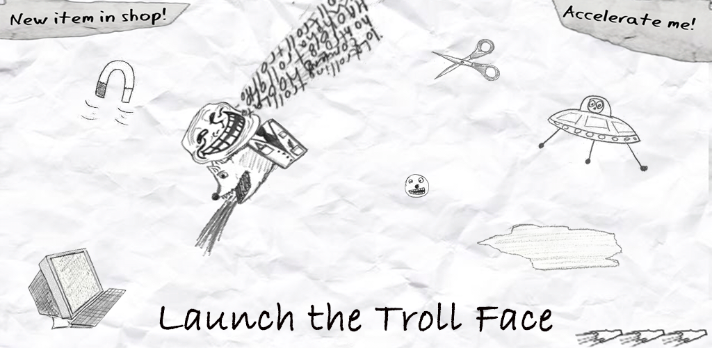 Troll Face Launch