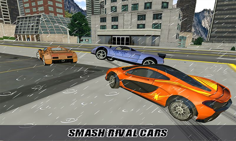 Billionaire Car Racing