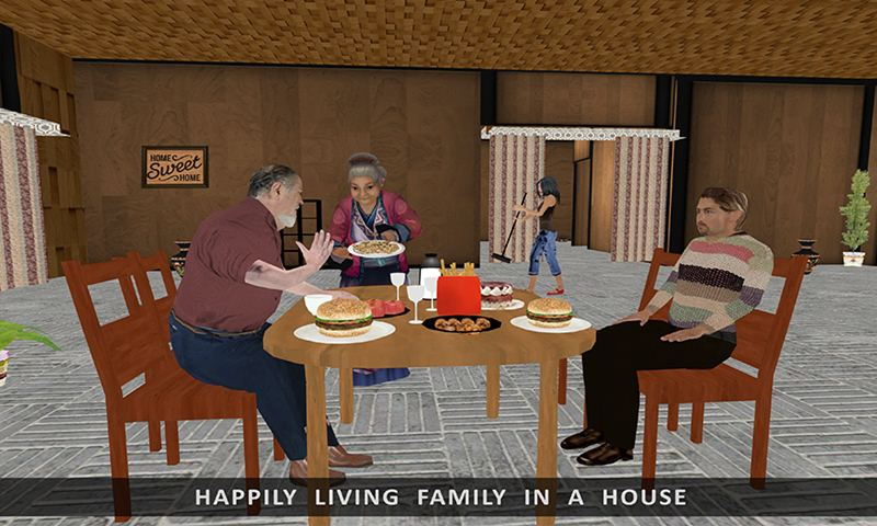 Happy Family Virtual Adventure