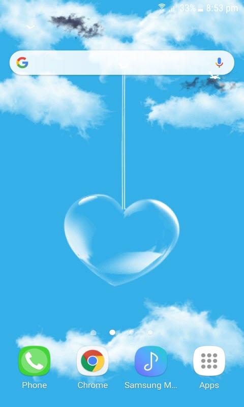 Heart In Sky LWP