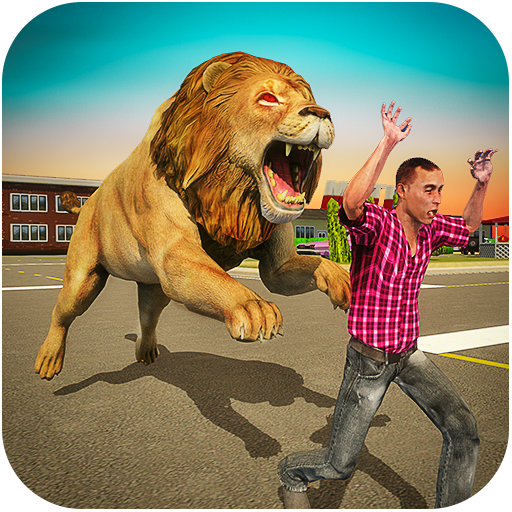 Lion Simulator – City Revenge