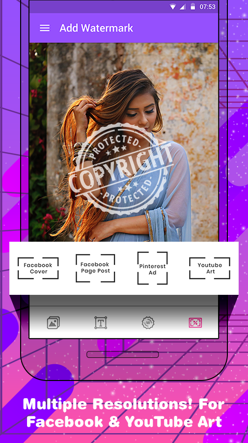 Logext: Add Logo Watermark and Text Sign to Photos