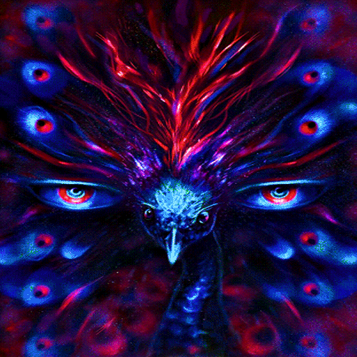 Magical Eyes Live Wallpaper