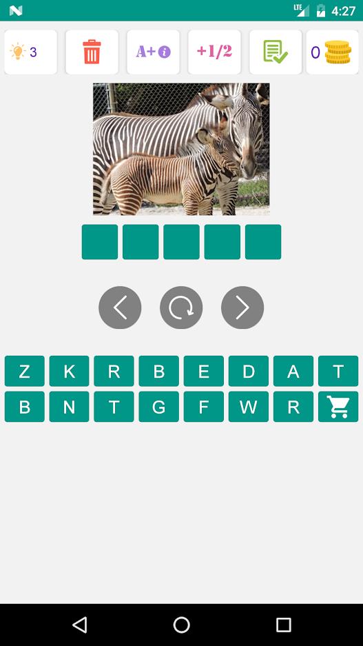 Animals & Birds Quiz Game