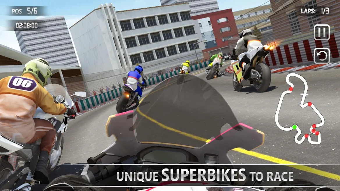 Bike Racing 2019 Simbaa Racer