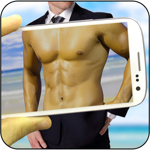 Body Scanner camera xray app Prank