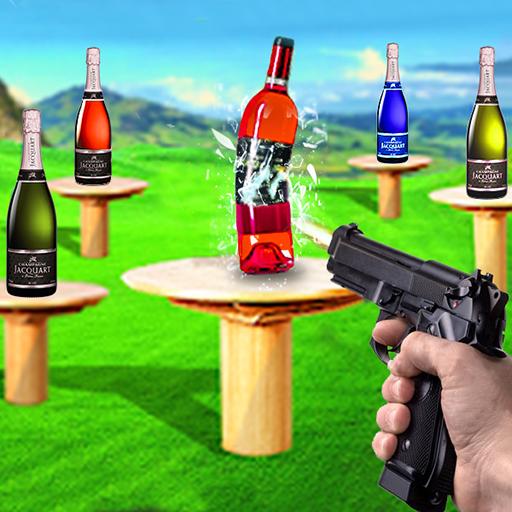 Bottle Shooting Hero