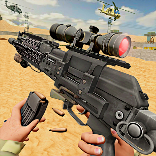 Commando Master 2019 - Shooting Games