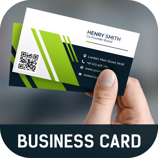 Business Card Maker, Free Visiting Card Maker
