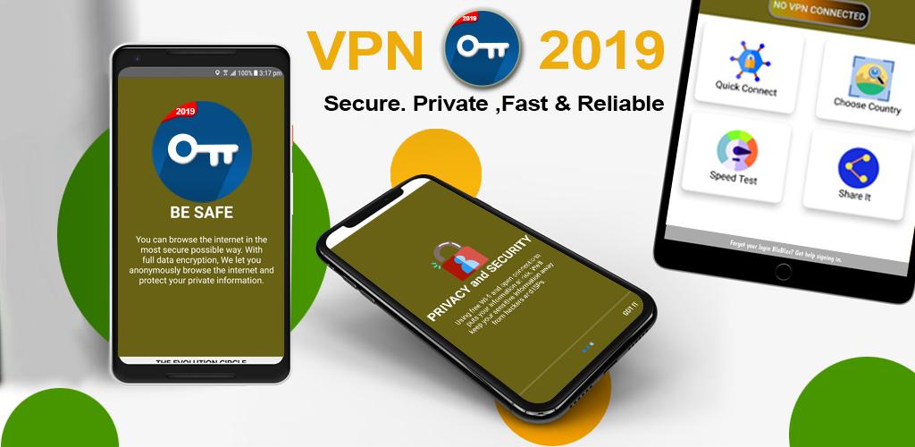 EaseVPN Proxy - Super VPN Master Free HubVPN 2019
