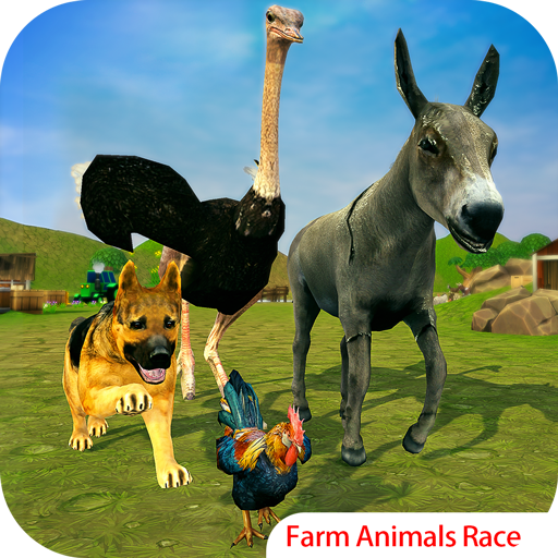 Farm Animal Racing 3D