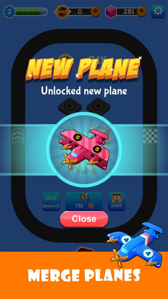 Merge Planes - Idle Aviation Empire