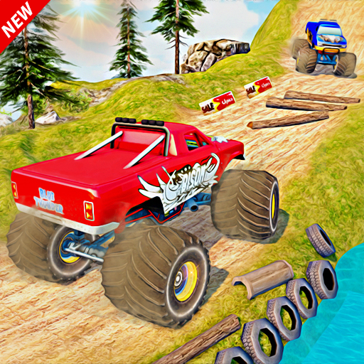 Monster Truck Master - Truck Games