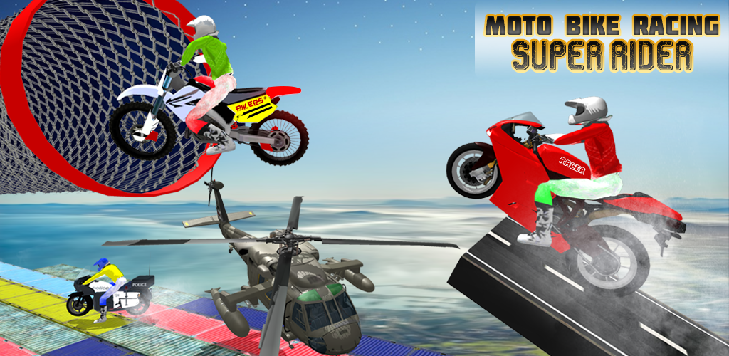 Moto Bike Racing Super Rider