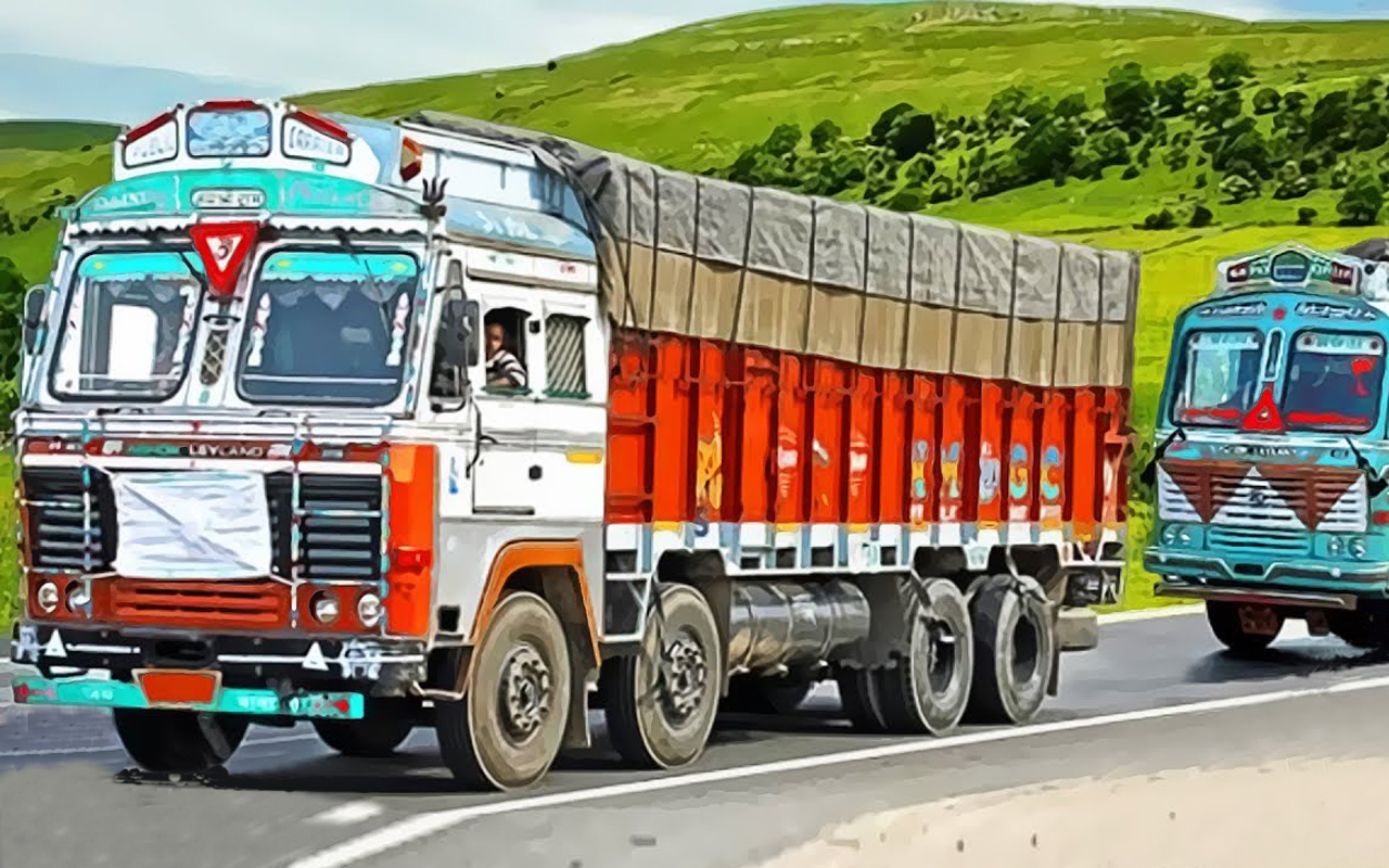 Offroad Truck Racer 2019