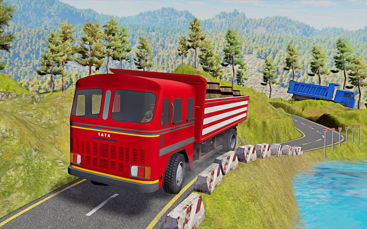 Offroad Truck Racer 2019