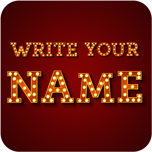 Photo name Designer - Write your name with shapes