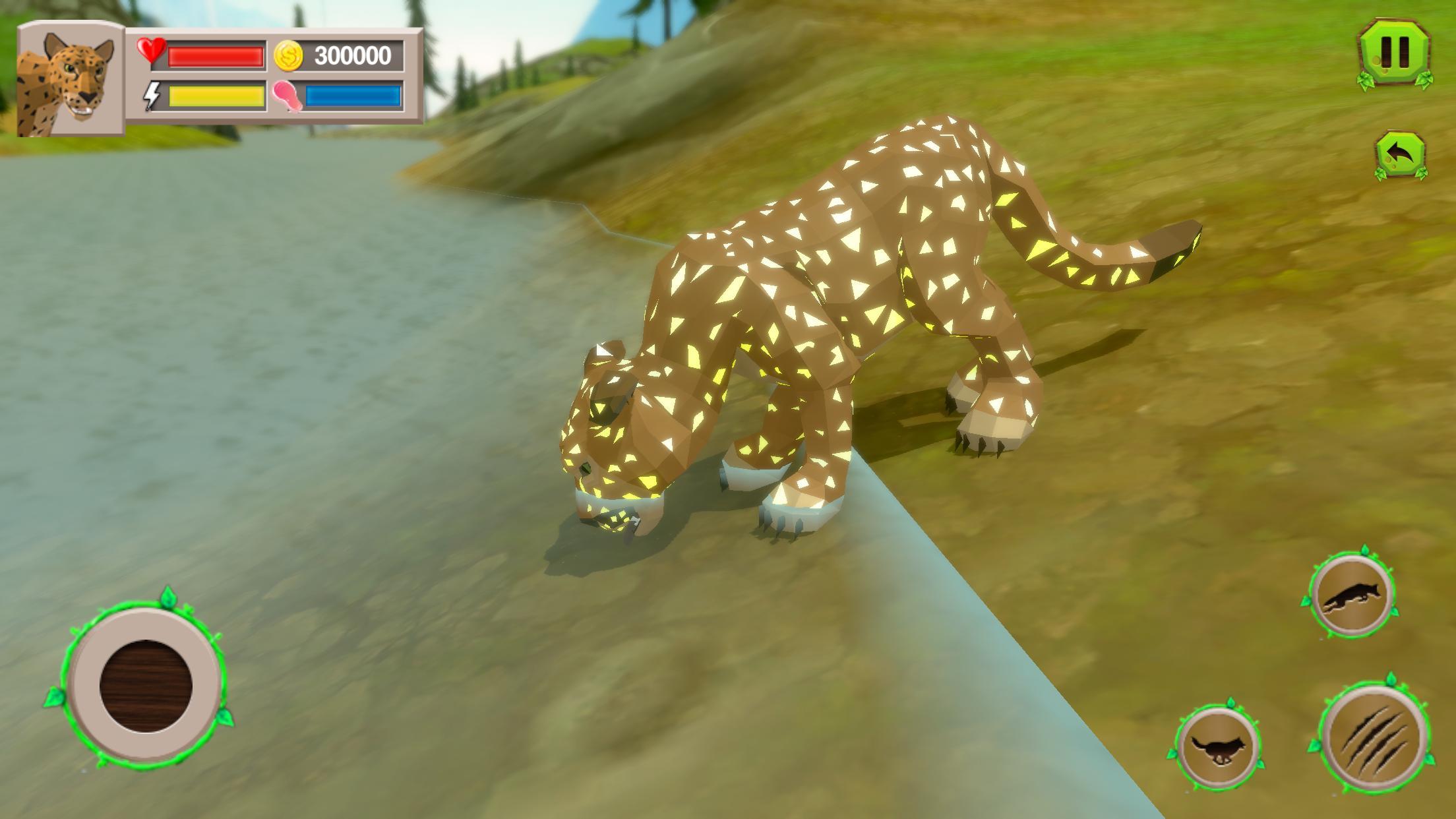 Wild Leopard Safari - Online