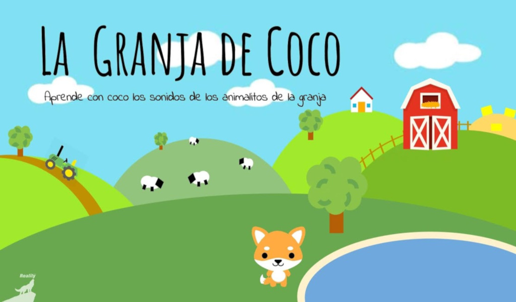 Coco Farm Animals Sounds