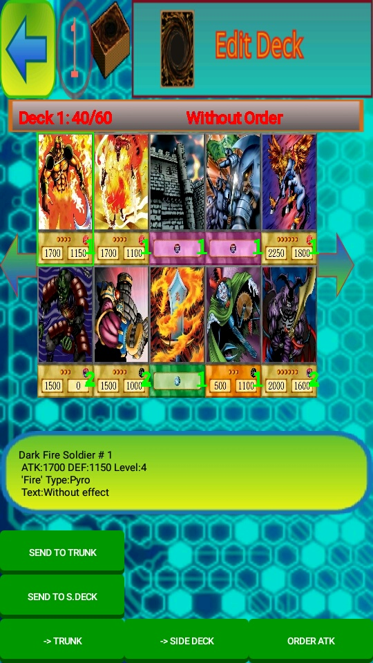 Duelpro Game - Duel Monters