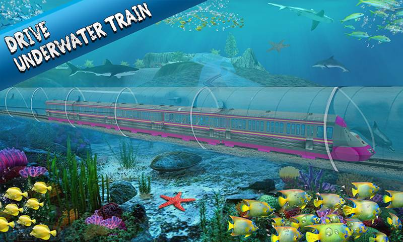 Pro Train Underwater Adventure