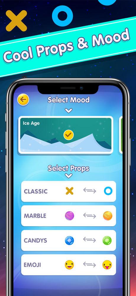 Tic Tac Toe – Gameplay
