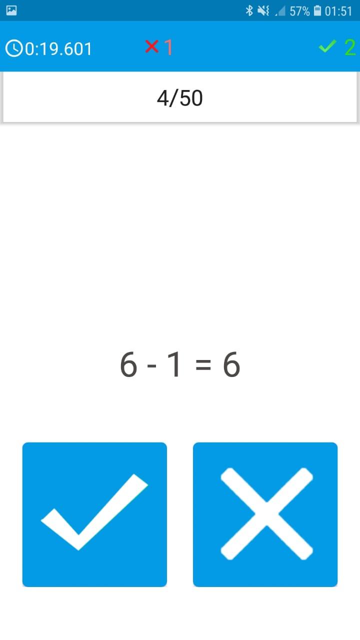 True or False - Free Math Game