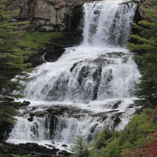 Waterfall Scene LWP