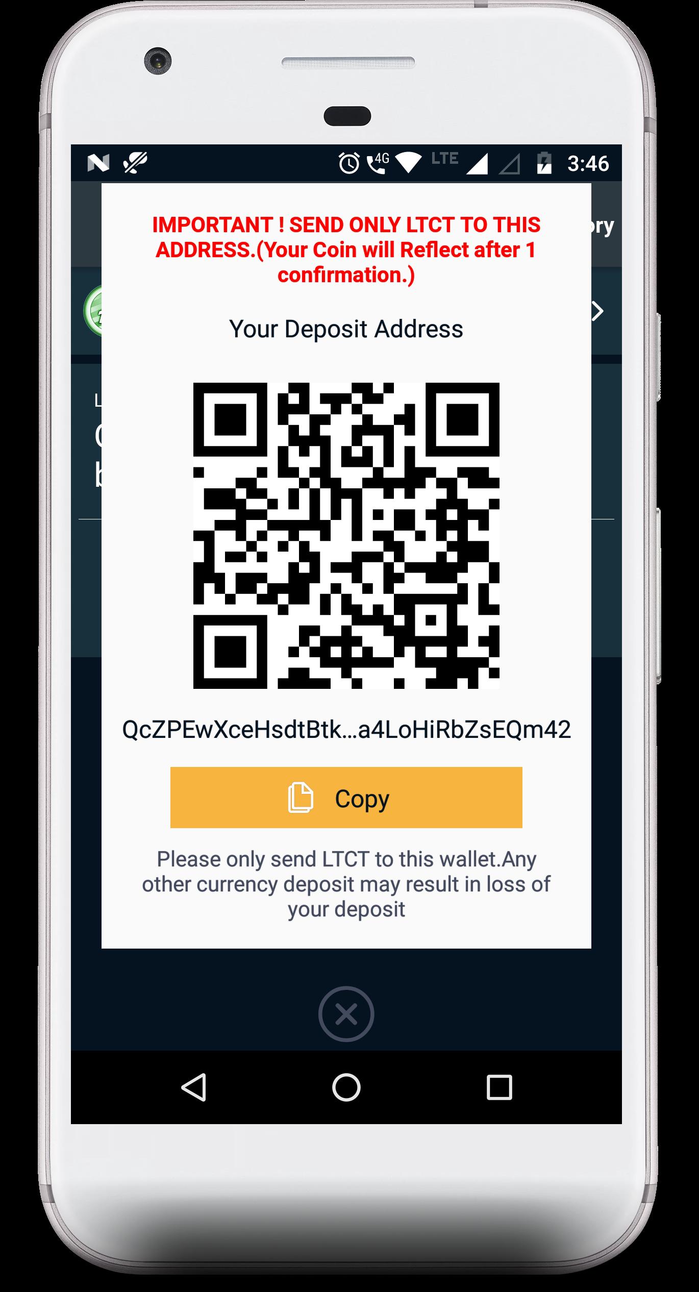 Byoke- Peer to Peer Crypto Exchange