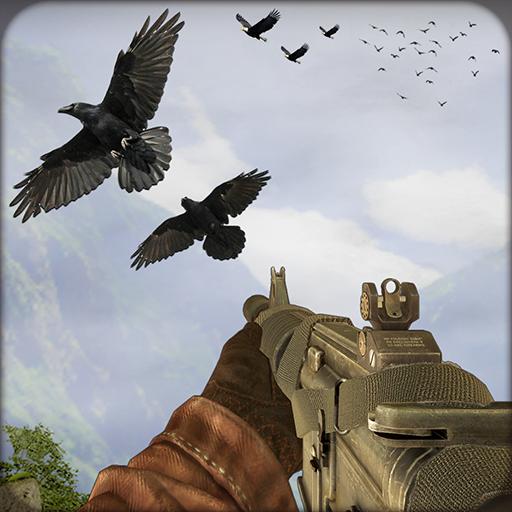 Cover art Bird hunting and shooting bird simulator