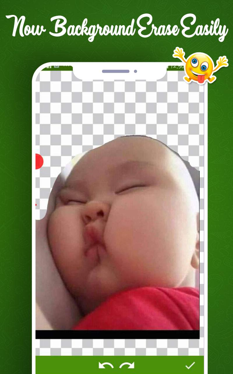 Funny sticker maker for whatsapp wastickerapps