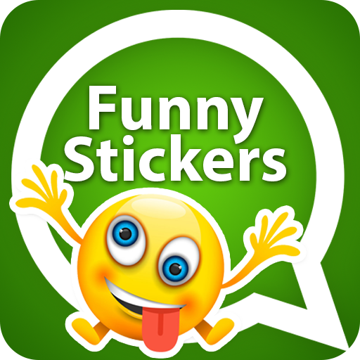 Funny Sticker Maker for WhatsApp-(WAStickerApps)