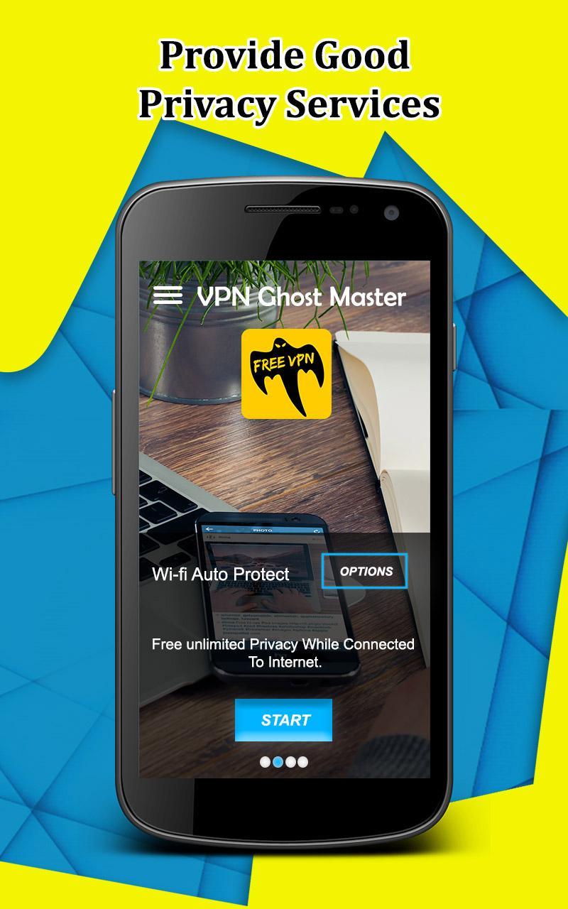 Ghost Free VPN