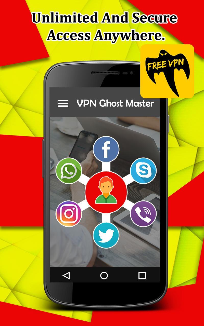 Vpn Ghost Free