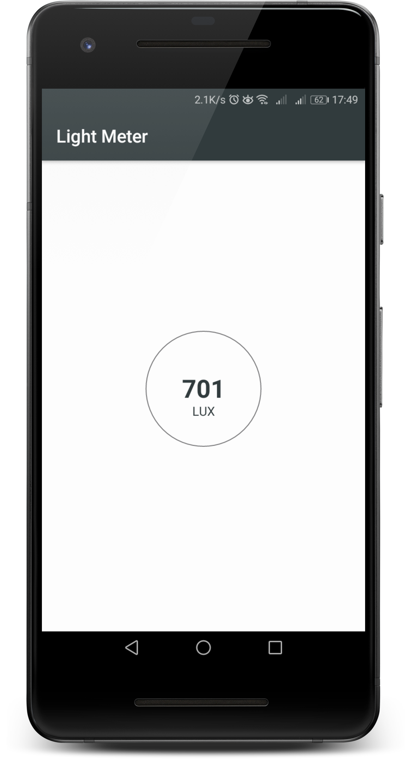 Light Meter - Lux Meter