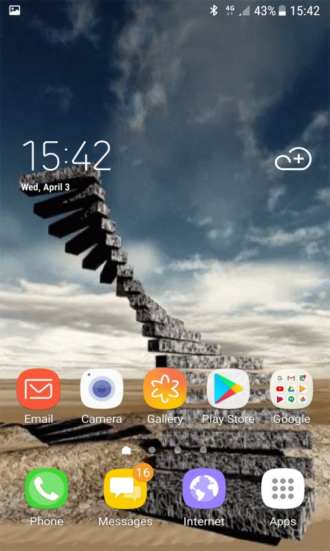 Magical Stair Live Wallpaper