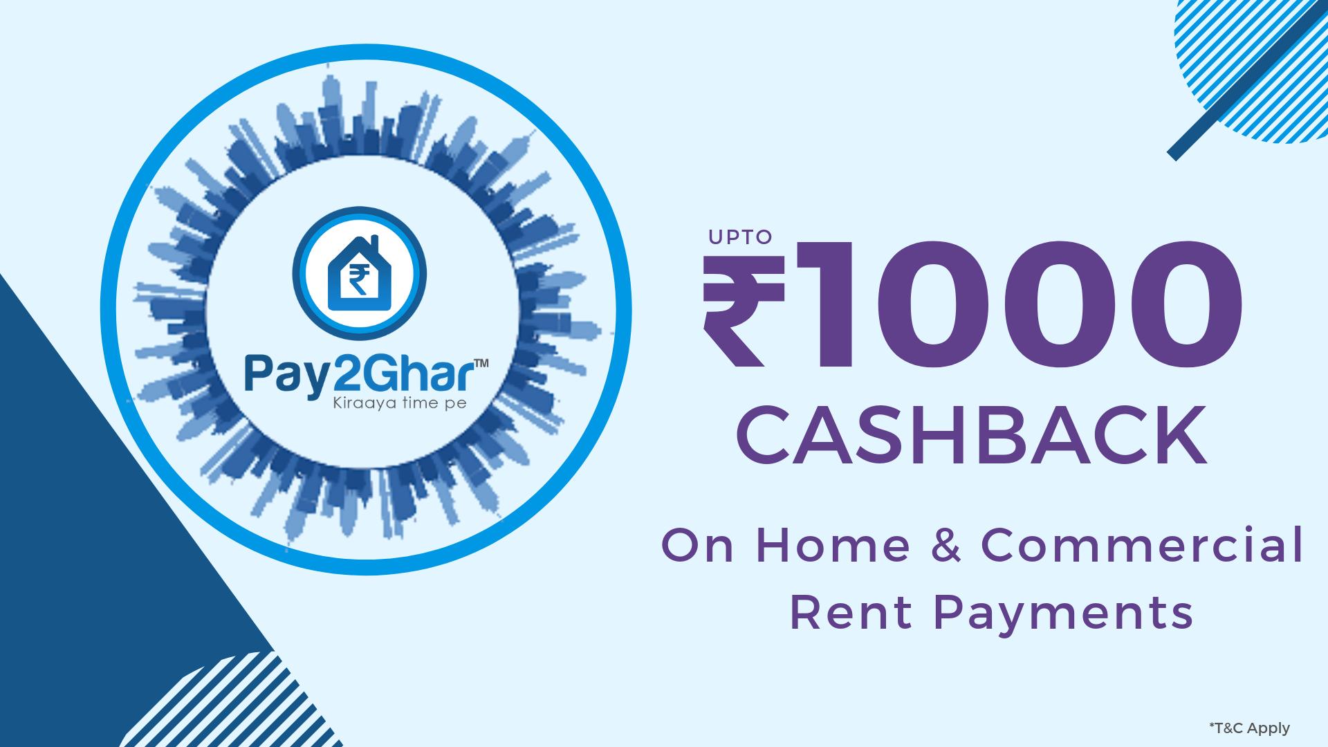 Pay2Ghar - online Rental Application