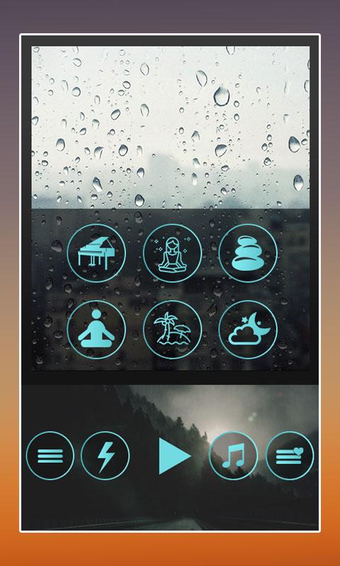 Relax Rain – Sleep Sounds: Rain Sounds Meditation