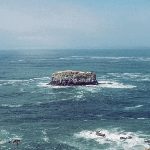 Rock In Ocean LWP