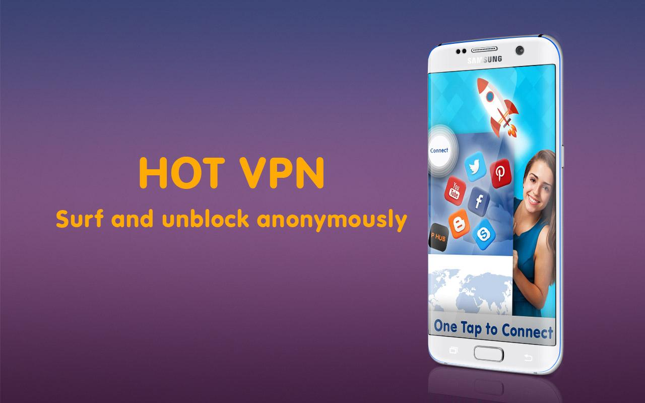 Super Fast Hot VPN Free