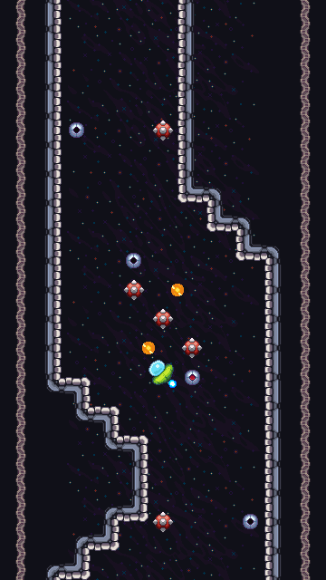 Super Tiny UFO
