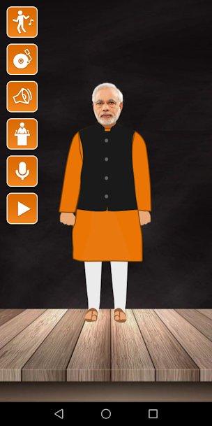 Talking Modi