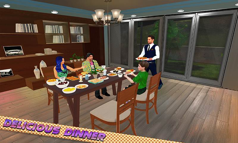 Virtual Super Star Family Simulator