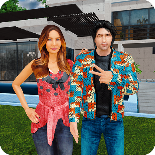 Virtual Super Star Family Simulator