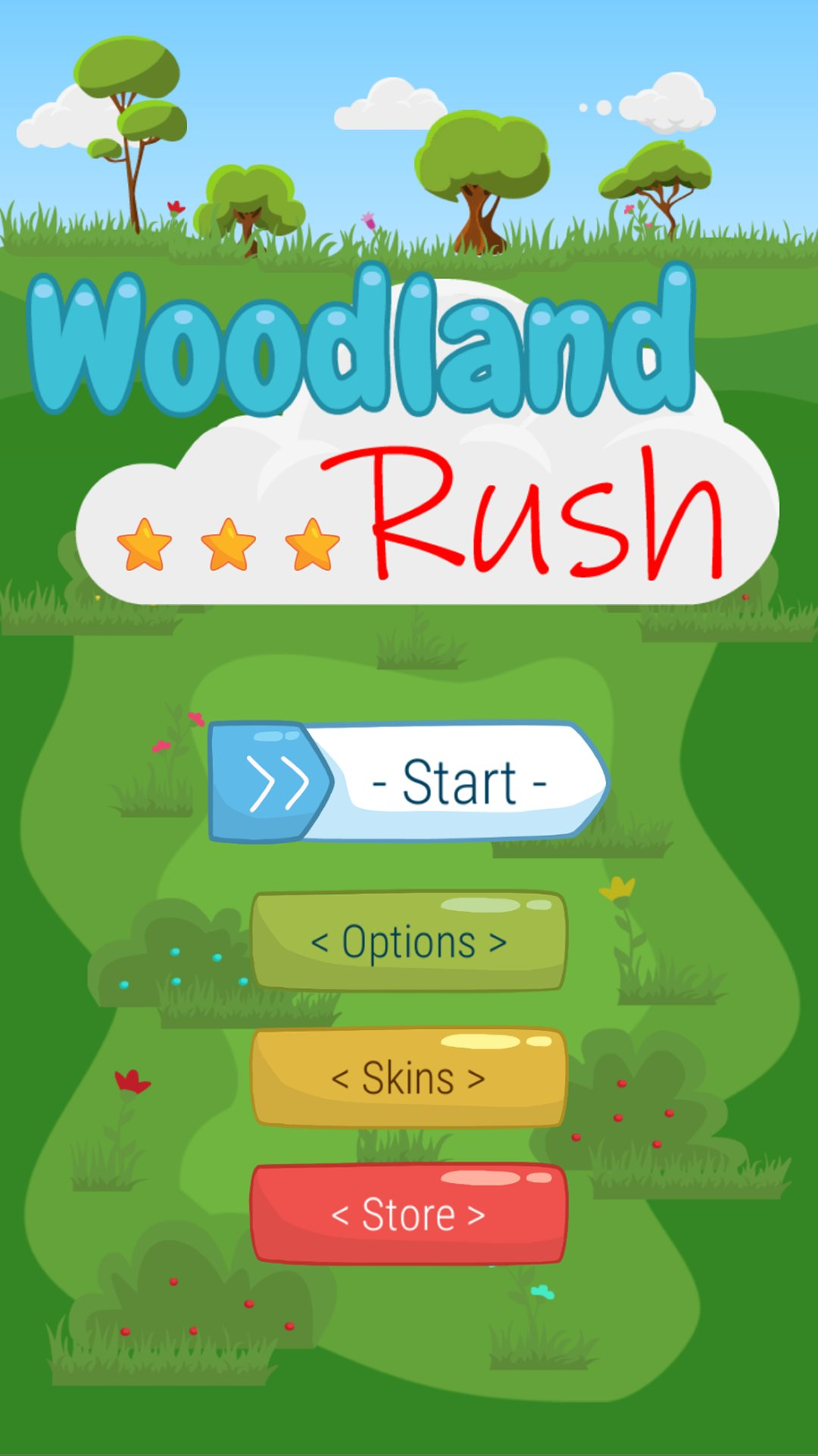 Woodland Rush - Domino