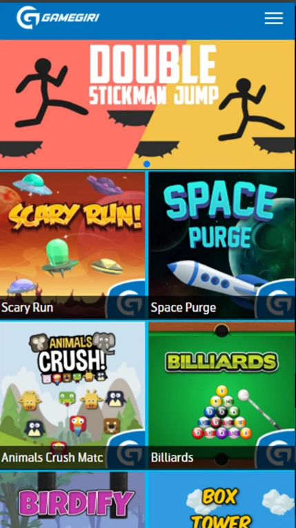 All In One Games: New Game Store HTML5