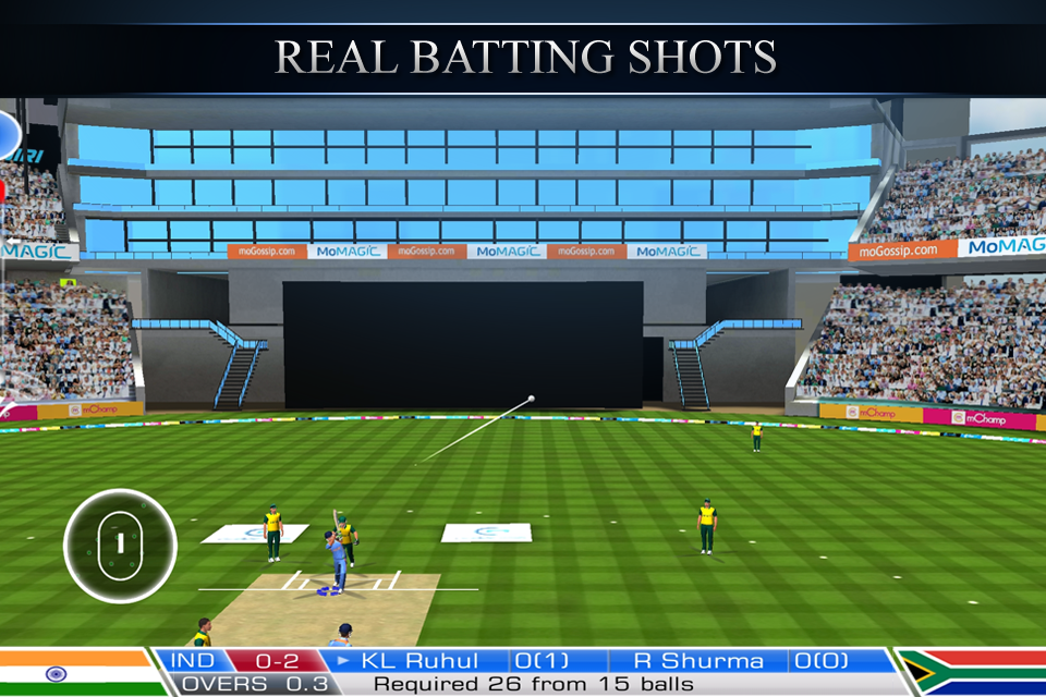 Bhuvneshwar Kumar: Official Cricket Game