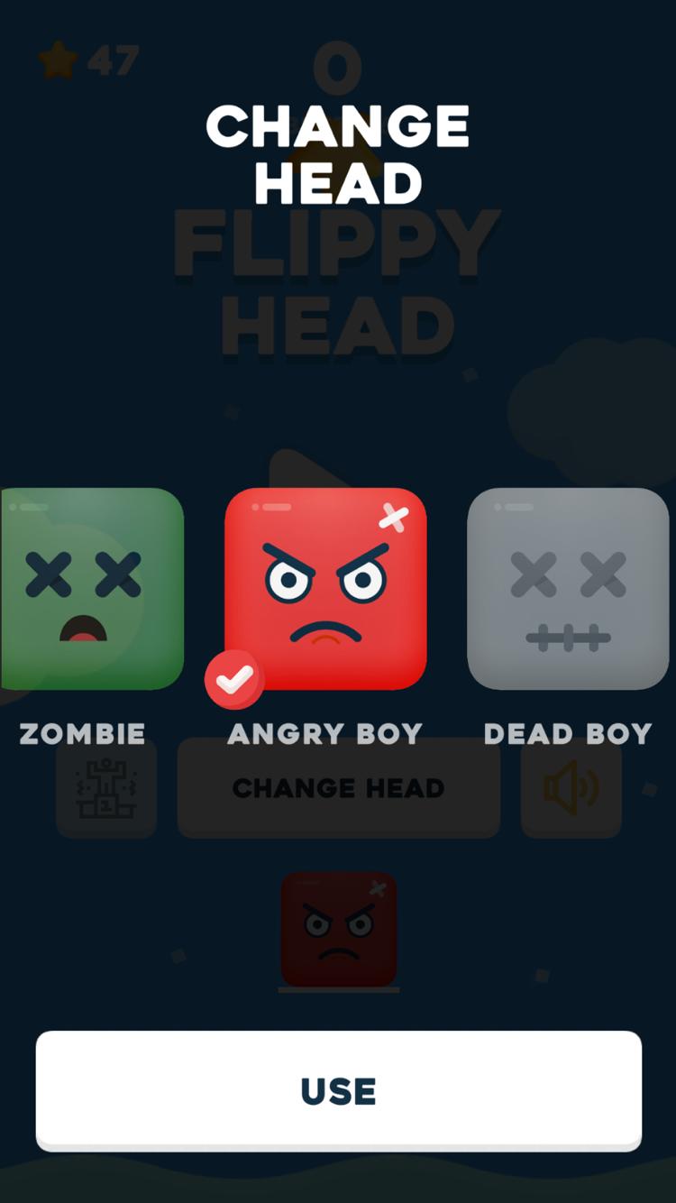 Flippy Head