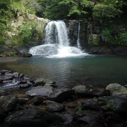 Mini Waterfall Live Wallpaper