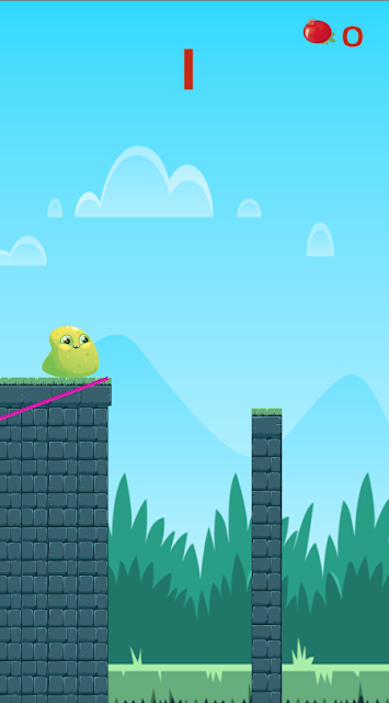 MONSTER JUMP ROPE SWING: A TARZAN SWING GAME
